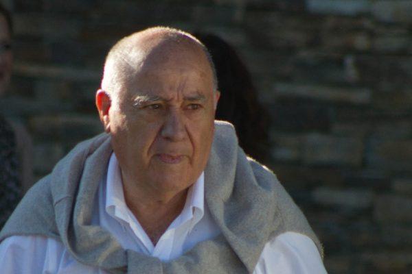 Amancio Ortega sigue a la cabeza de las fortunas más grandes de Europa