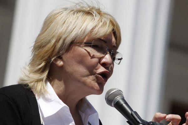 Luisa Ortega Díaz: Maduro debió renunciar por escándalo de sobrinos