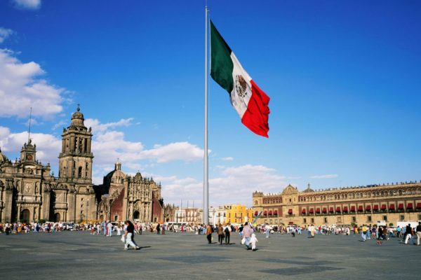 México califica como