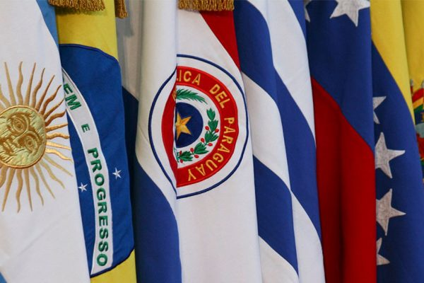 Brasil y Paraguay apoyan decisión de suspender a Venezuela del Mercosur