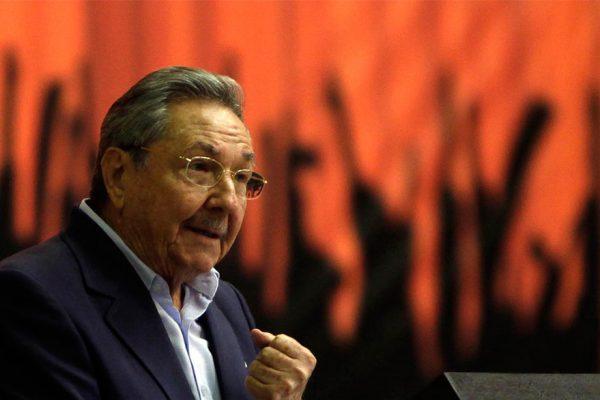 Estados Unidos impone sanciones al cubano Raúl Castro