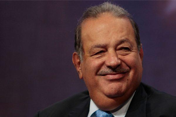Carlos Slim compra participación en banco español Caixabank