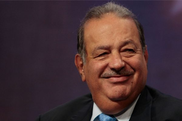 Magnate mexicano Carlos Slim dio positivo por COVID-19