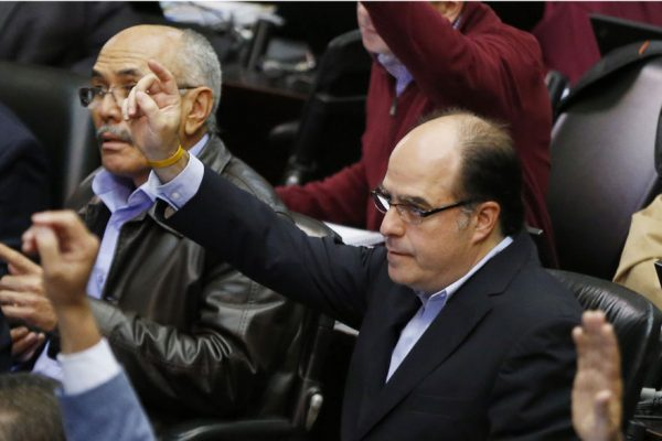 Julio Borges confirma que mesas del proceso de diálogo no están activas