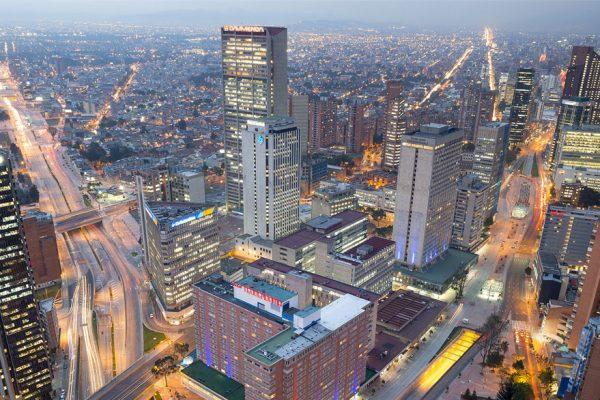 Bogotá se posiciona como destino de inversión por sus ventajas competitivas