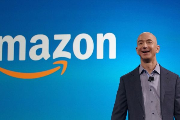 Jeff Bezos vende acciones de Amazon por valor de US$3.100 millones