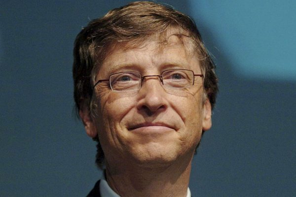 Bill Gates: Educación y salud son sectores clave para la igualdad