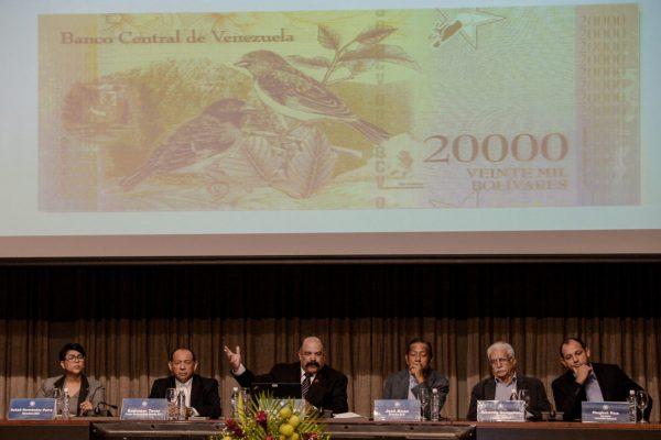 AFP: Venezuela lanza billetes de mayor valor pero mantiene silencio sobre inflación