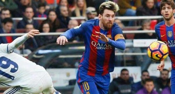 Real Madrid y Barcelona empatan en el Clásico