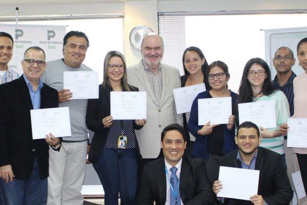 Pase de Prensa BOD celebró primer aniversario con talleres en Caracas y Maracaibo