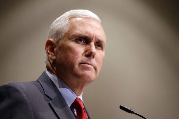 Vicepresidente de EEUU acusa al gobierno venezolano de abuso de poder