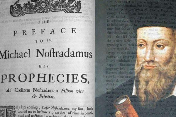 Profecías de Nostradamus para 2017: Un año de alarmantes anuncios
