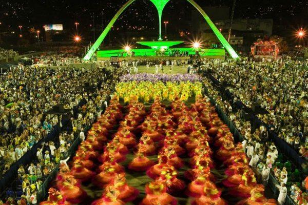La fiesta más antigua de Río comienza en apogeo del Carnaval de Brasil