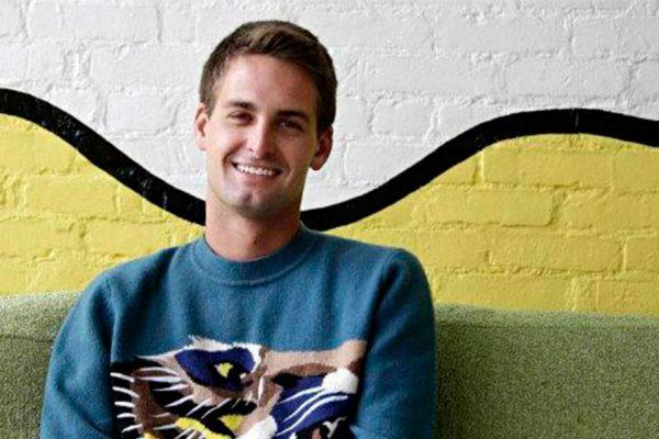 Conozca la fabulosa vida del CEO de Snapchat, Evan Spiegel
