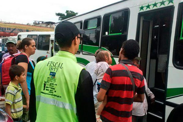 El Intt desplegó 500 funcionarios en el país durante los Carnavales