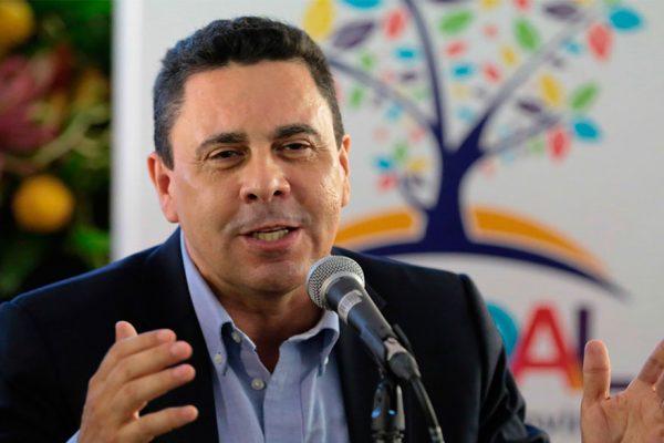 Maduro designó a Samuel Moncada como vicecanciller para América del Norte