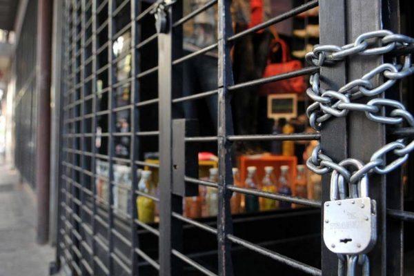500.000 empresas han cerrado por dificultad para ejercer actividad en el país