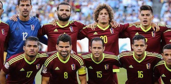 La Vinotinto se mantiene en el puesto 59 del ranking FIFA