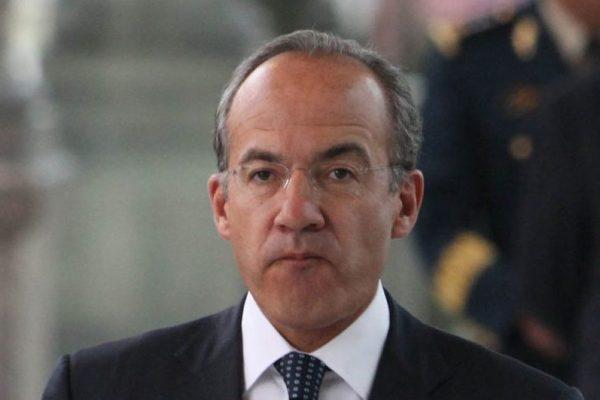 Calderón: Líderes mundiales deben romper silencio sobre Venezuela