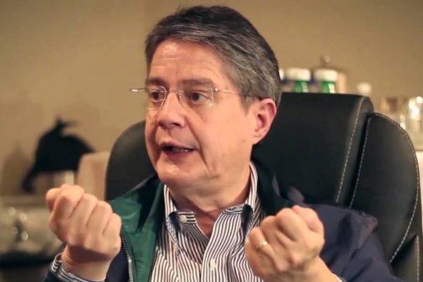 Candidato opositor en Ecuador se pronuncia sobre Venezuela
