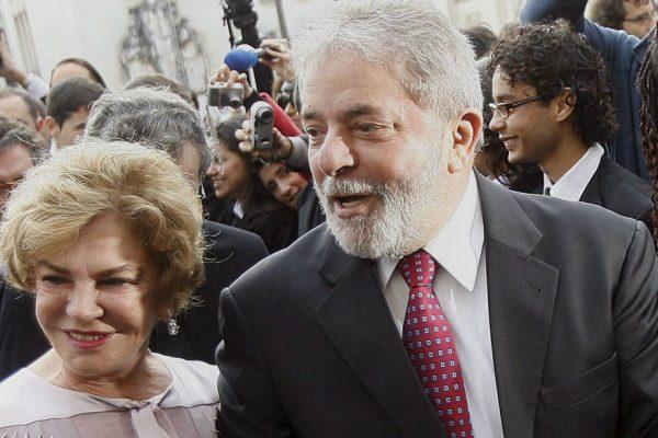 Falleció la esposa del expresidente brasileño Luiz Inácio Lula da Silva