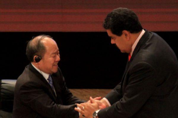 Venezuela y China firman 22 acuerdos por US$ 2.700 millones
