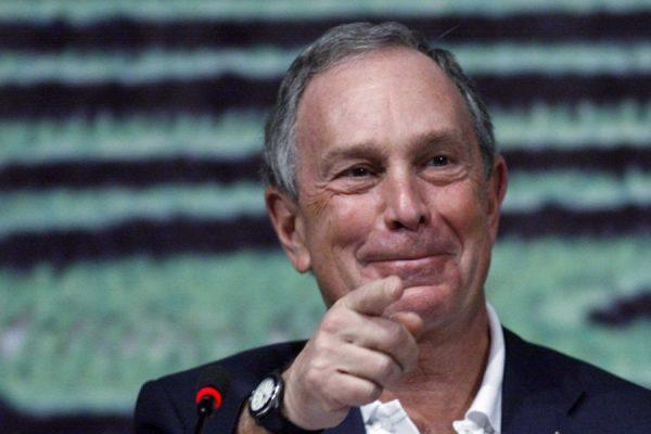 Bloomberg se erige en la COP25 como candidato contra el calentamiento frente a Trump