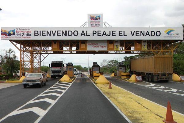 Implementarán tarjeta electrónica en peajes del Zulia