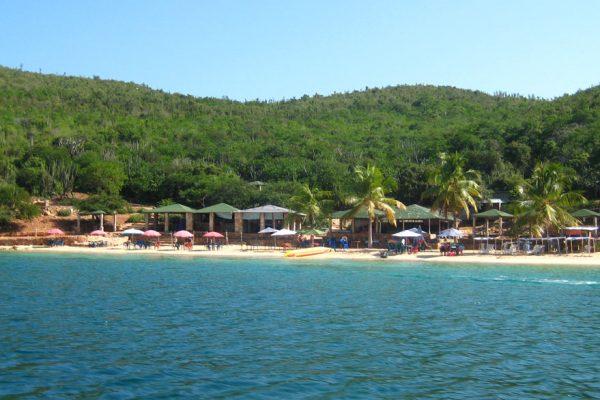 Turismo registra 45% de ocupación en temporada alta