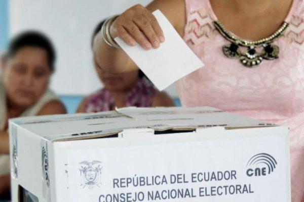 Corte Electoral de Ecuador inicia recuento parcial de votos