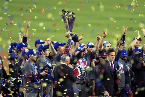 EEUU se coronó en el Clásico Mundial ante Puerto Rico