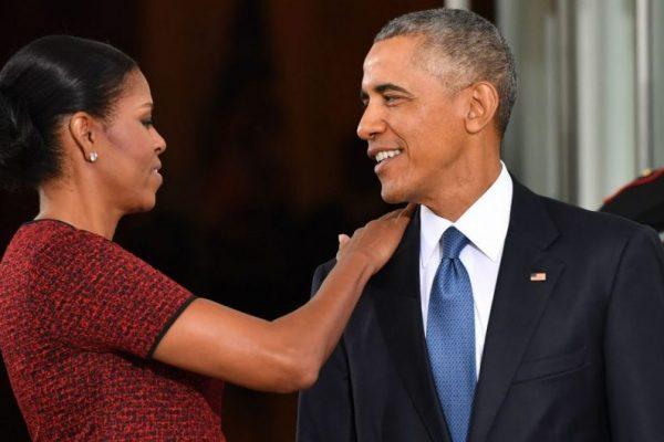 Familia Obama podría tener su serie en Netflix
