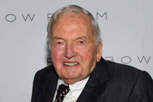 Conozca la historia del fallecido magnate David Rockefeller