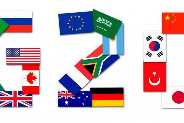 Países del G20 analizan guerra comercial y buscan políticas fiscales globales