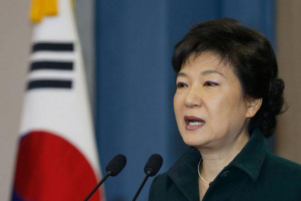 Corea del Sur acusa de soborno a la depuesta presidenta Park