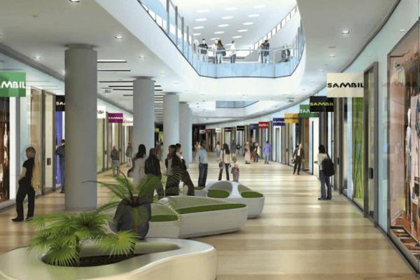 El mayor «outlet» de España será un Centro Sambil