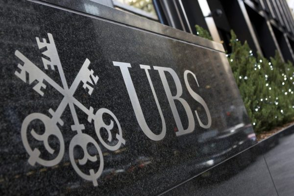 Ganancia neta de UBS sube un 14 % interanual en 3er trimestre