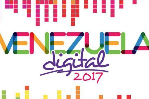 Conferencia internacional Venezuela Digital inicia este miércoles