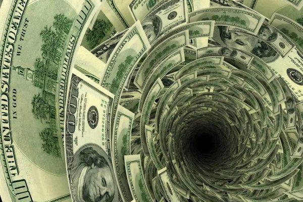 Dólar interbancario cae 0,20% a Bs 5.545,75, mientras el paralelo pasa de Bs 6.000