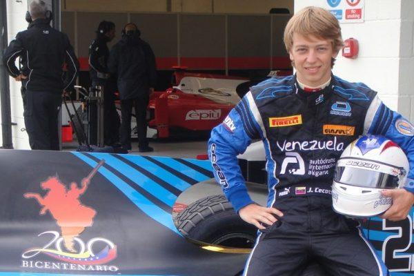 Venezolano Johnny Cecotto correrá en la nueva Fórmula 2
