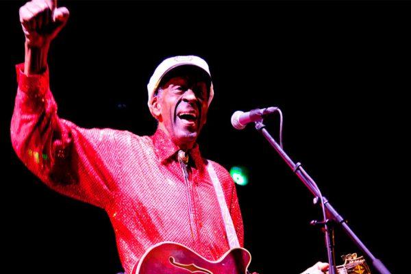Chuck Berry, uno de los grandes padrinos del rock, falleció a los 90 años