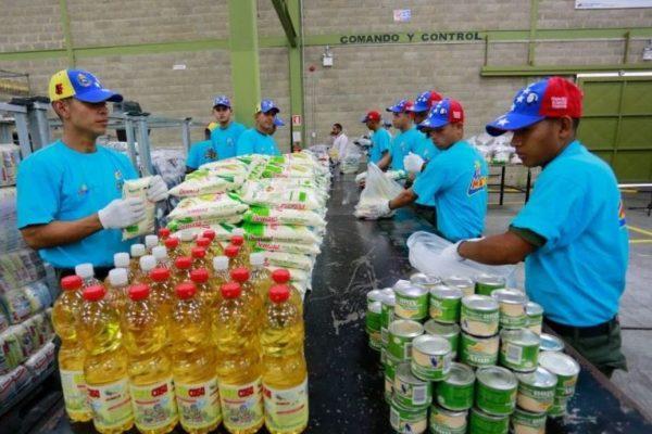 Delcy Rodríguez anunció el envío de 100 mil Clap como ayuda a Perú