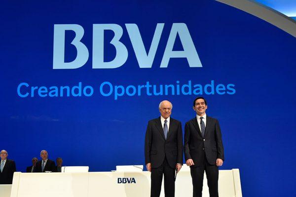 Francisco González, presidente del BBVA: Seremos una nueva empresa digital