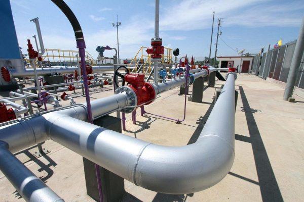 Producción interna de gas cayó 40% en apenas un año