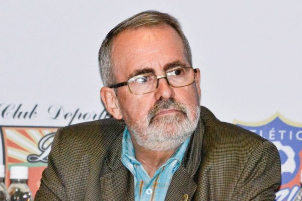 Laureano González fue reelecto para presidir la FVF