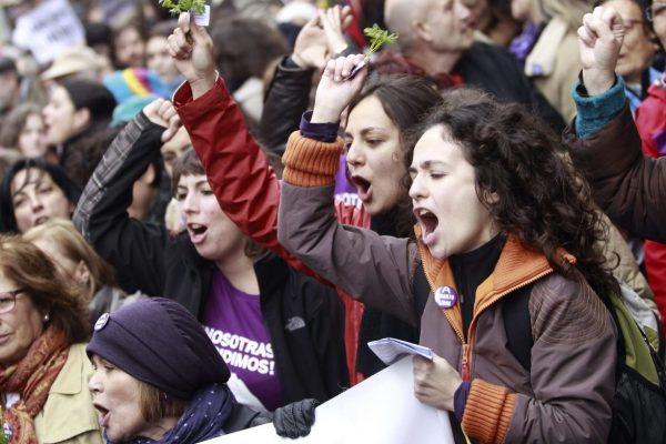 Mujeres del mundo llaman a paro laboral este 8 de marzo