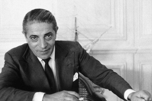 De lavaplatos a multimillonario: La travesía de Aristóteles Onassis