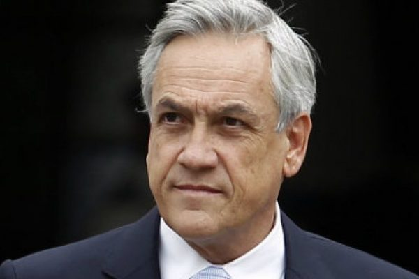 Piñera lidera preferencias para elección presidencial en Chile