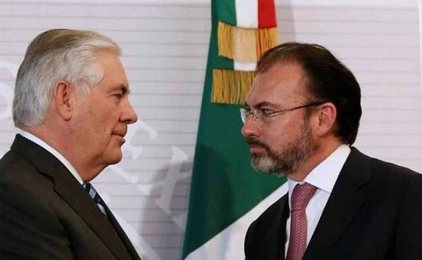 EEUU y México abordaron situación política de Venezuela