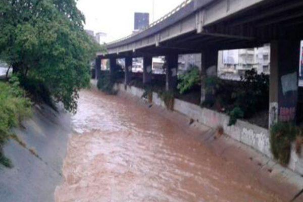 Protección Civil: río Guaire se mantiene en niveles normales pero en constante monitoreo ante lluvias